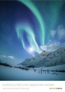 Fotokalender 2020 - Nordlichter - Photocircle