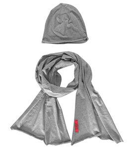 Mütze/Beanie & Schal Set - Simple Style | Bio - milch Basics