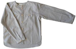 Gestreiftes Bauernhemd in Größe 110 und 116 - Serendipity
