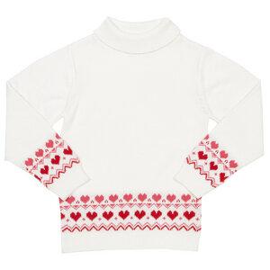 Kite Mädchen Norweger-Pullover Heart - Kite Clothing