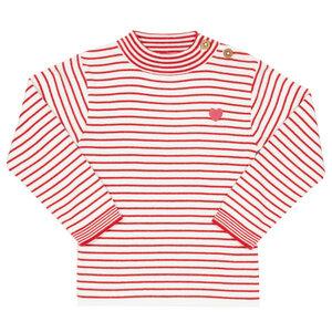 Kite Mädchen Pullover Stripy Heart - Kite Clothing