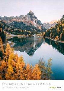 Fotokalender 2020 - Österreich, im Herzen der Alpen - Photocircle