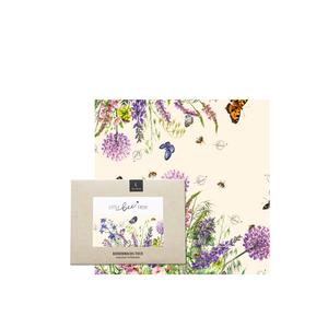 """Bienenwachstuch """"Groß"""" - 35x35 cm - little bee fresh"""