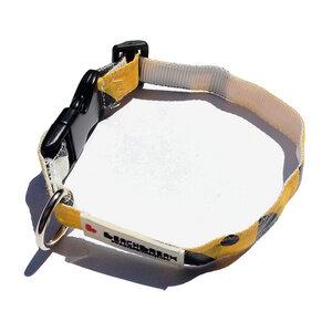 Verstellbares Hundehalsband hergestellt aus Kites > 43 cm UNIKAT - Beachbreak