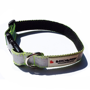 Verstellbares Hundehalsband hergestellt aus Kites > 44 cm UNIKAT - Beachbreak