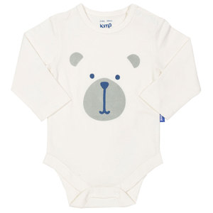 Kite Baby Langarm-Body Bärchen - Kite Clothing