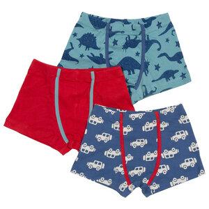 Kite Jungen Shorts 3er-Pack - Kite Clothing