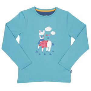 Kite Mädchen Langarm-Shirt Alpaca - Kite Clothing