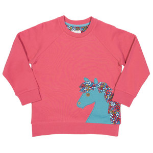Kite Mädchen Sweat-Shirt Pony - Kite Clothing