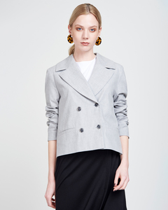Blazer WEEDON grau - JAN N JUNE