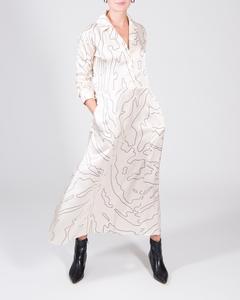 Kleid IVYY Streifenprint - JAN N JUNE