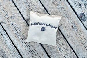 Bergkräuter Geschenk Kissen  - Schlafprojekte Lenz