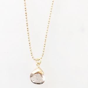 Rauchquarz Halskette von Crystal and Sage - Crystal and Sage