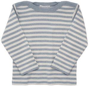 Langarmshirt aus weichen Rippjersey in den Größen 116 und 128/134 - Serendipity