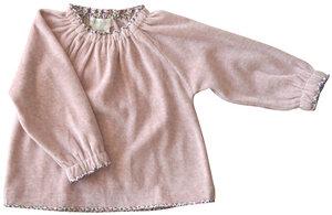 Nicki-Langarmtop in rosa Größe 68 - Serendipity