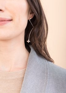925er Silber Ohrringe SIA - Daniela Salazar