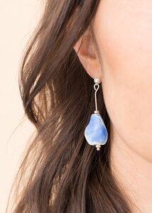 925er Silber Ohrringe MARINA - Daniela Salazar