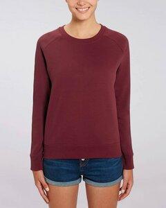 Sweatshirt Basic Damen, Sweater, Pullover, Bio-Baumwolle - YTWOO