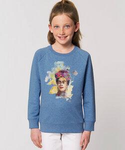 Sweatshirt mit Motiv / Frida - Kultgut