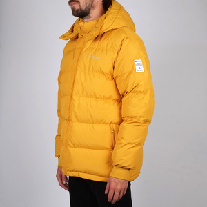 Puffer Jacke - Dundret Mustard -Gelb  - DEDICATED