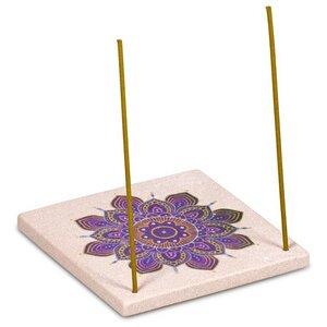 Incense Halter Mandala Flower - Just Be