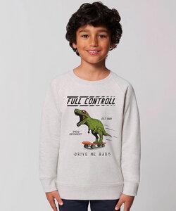 Sweatshirt mit Motiv / Full Controll - Kultgut