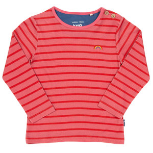 Kite Baby und Kinder Langarm-Shirt Ringe - Kite Clothing