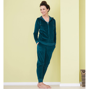 Living Crafts Damen Nicki Relax-Hose Hedda - Living Crafts