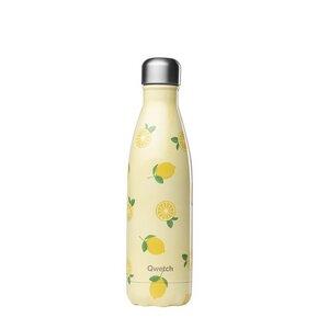 Qwetch Trinkflasche 500 ml - lemon - Qwetch