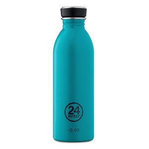 24bottles 0,5l Edelstahl Trinkflasche - verschiedene Farben - 24bottles