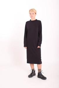 Dress Balic schwarz - KOLO Berlin