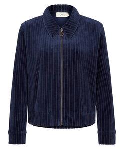 Cord-Blouson aus Bio-Baumwolle GOTS zertifiziert - Lana naturalwear