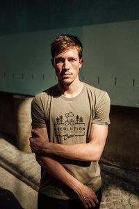 Basic T-Shirt #RECOCREW - recolution