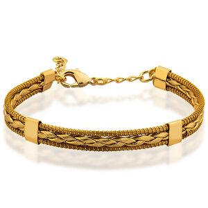 Armband Ellie Bio aus Golden Grass - Aline Celi