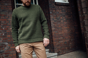 Strickpullover - M's Recycled Wool Sweater - Patagonia