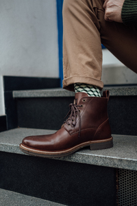 Schnürstiefel - Avenue Boot - Makia