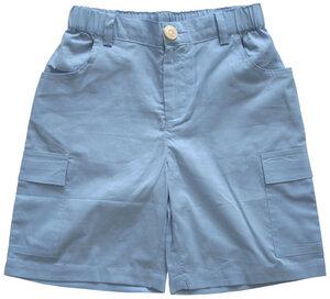 Leichte Sommer Shorts mit aufgesetzen Pattentaschen. - Serendipity