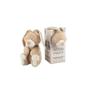 """Großes Kuscheltier """"Bunny"""" - aus Bio-Baumwolle - Wooly Organic"""