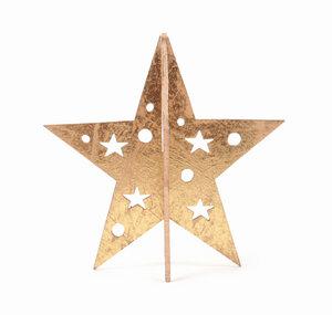 Deko-Stern Gold - El Puente