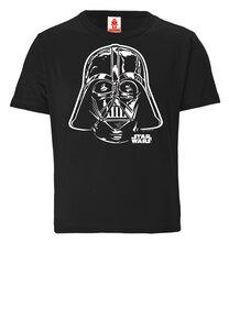 LOGOSHIRT - Star Wars - Darth Vader Portrait - Kinder Bio T-Shirt  - LOGOSH!RT