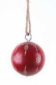 Weihnachtsbaumkugel Jodhpur - El Puente