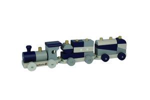 Eisenbahn - Pastell  - EverEarth