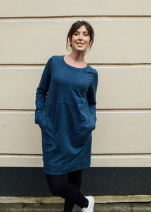 Denim Kleid - Karol Tunic - Thought