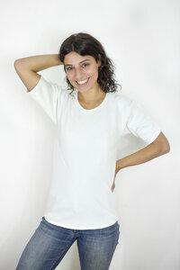 Shirt RAL aus Bio-Baumwolle-Sweat Zero Waste - erie Berlin