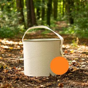 Farbfächer: orange (GmeN 257)  - Charakterserie by Melanie Frehse