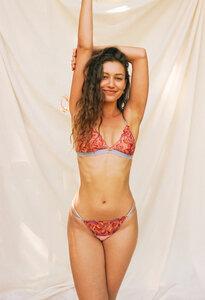 Charlie String Bikini - Nette Rose