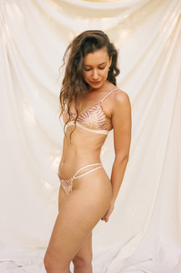 Paloma String Bikini - Nette Rose