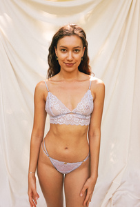 Pebble String Bikini - Nette Rose