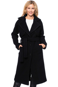COSIMA Wolltrench aus reiner Wolle (Merinowolle) - Ingoria