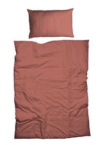 Kissenbezug Baumwolle - Louise rost 80x80 cm - #lavie